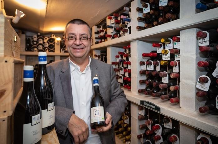 Erwin Devriendt maakt furore in Frankrijk met zijn Clos des Frères