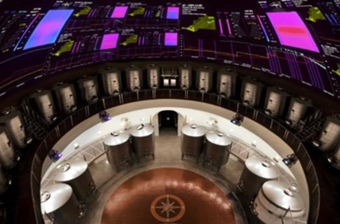 Uitvinder van de stent runt nu hightech wijnmakerij in Napa
